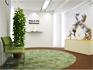 ユニークなオフィスデザイン~馬の彫刻を軸としたオフィス